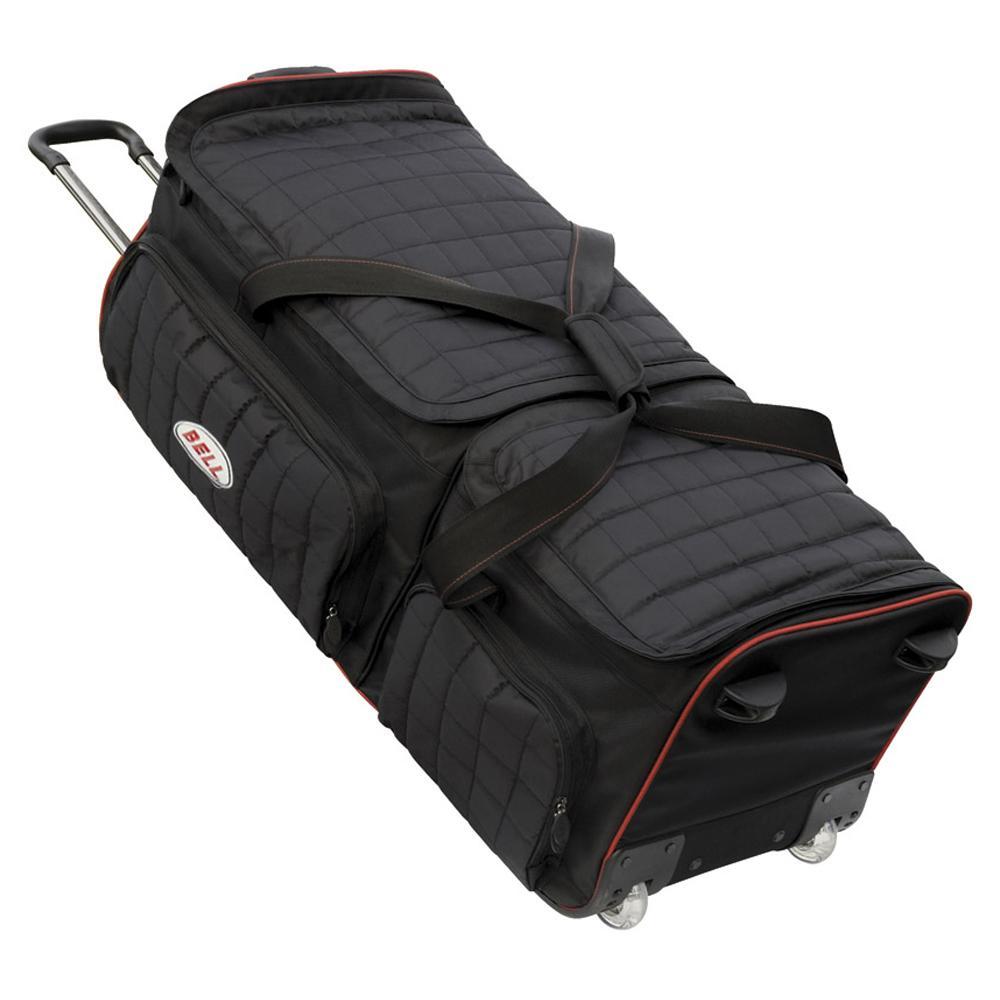 bell large size trolley gear bag von merlin motorsport. Black Bedroom Furniture Sets. Home Design Ideas