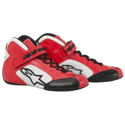 Alpinestars Tech 1-K Kartstiefel in Rot